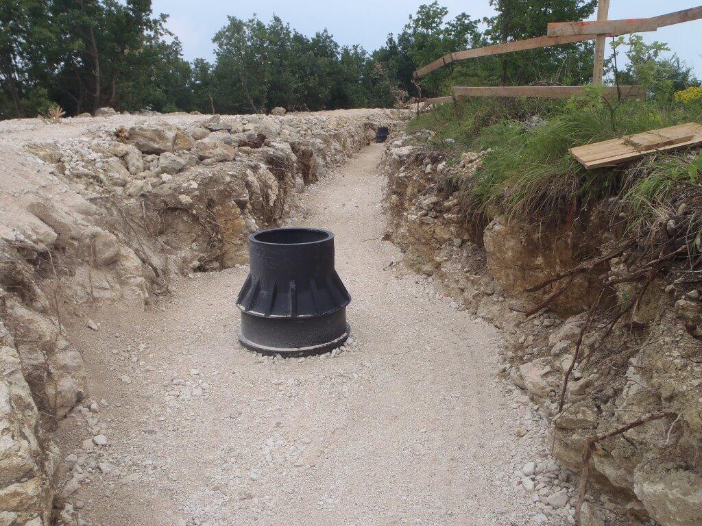 Kanalizacijska Mreža Lindar