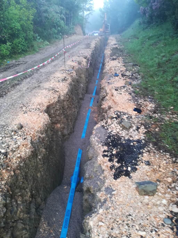 Nadzor vodovod Rijeka Projekt